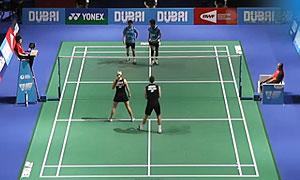 爱德考克/加布里VS艾哈迈德/纳西尔 2015世界羽联总决赛 混双小组赛视频