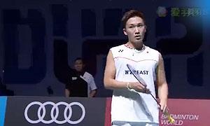 桃田贤斗VS斯里坎特 2015世界羽联总决赛 男单小组赛视频