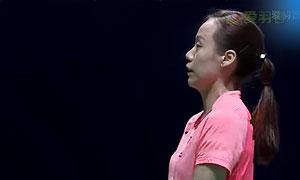 田卿/赵芸蕾VS佩蒂森/尤尔 2015世界羽联总决赛 女双小组赛视频