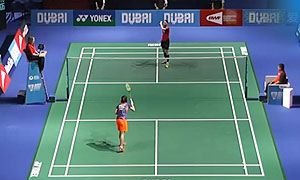 王适娴VS成池铉 2015世界羽联总决赛 女单小组赛视频