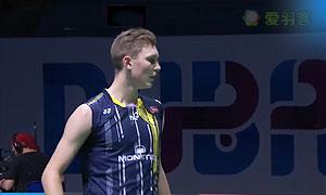 安赛龙VS斯里坎特 2015世界羽联总决赛 男单小组赛视频