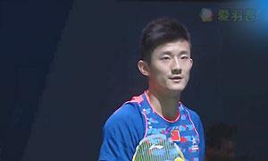 谌龙VS胡赟 2015世界羽联总决赛 男单小组赛视频