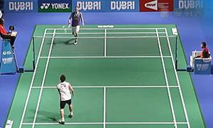 桃田贤斗VS安赛龙 2015世界羽联总决赛 男单小组赛视频