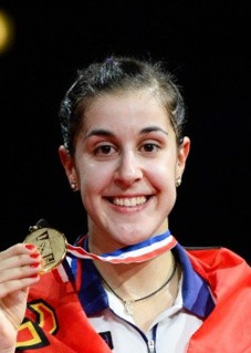卡羅琳娜·馬琳 Carolina Marin