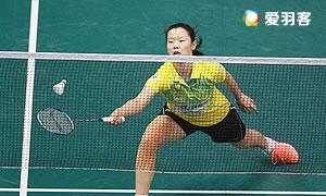 李雪芮VS陈卉林 2016中国羽超联赛 女单小组赛 第6轮视频