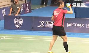 裴延姝VS佩米诺娃 2015墨西哥大奖赛 女单半决赛视频