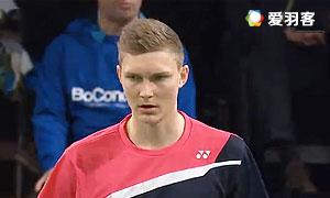 安赛龙VS普拉尼斯 2015哥本哈根大师赛 男单半决赛明仕亚洲官网