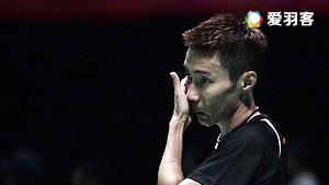 李宗伟VS哈德马迪 2016马来黄金赛 男单资格赛视频