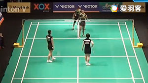 福万尚子/与犹胡桃VS艾米利亚/宋佩珠 2016马来黄金赛 女双1/16决赛视频