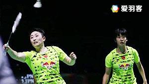 唐渊渟/于洋VS阿凡达/玛哈黛维 2016马来黄金赛 女双1/16决赛视频