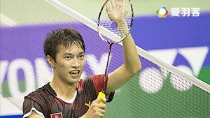 伍家朗VS吴顺发 2016马来黄金赛 男单1/8决赛明仕亚洲官网