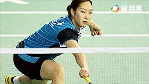 成池铉VS汉娜 2016马来黄金赛 女单1/8决赛明仕亚洲官网