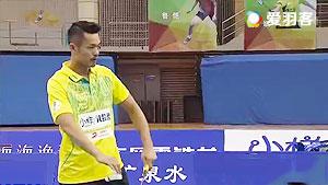 林丹VS田厚威 2016中国羽超联赛 男单小组赛视频