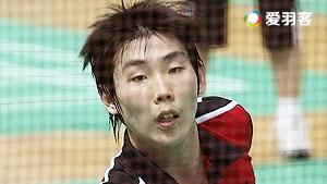孙完虎VS贾克哈 2016印度羽毛球黄金赛 男单资格赛视频