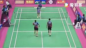 亚历山大/奥克塔维亚尼VS苏吉特/莎拉丽 2016印度羽毛球黄金赛 混双1/8决赛视频