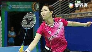 成池铉VS汉娜 2016印度羽毛球黄金赛 女单1/8决赛明仕亚洲官网