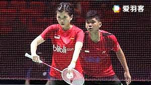 乔丹/苏珊托VS福克斯/迈克斯 2016印度羽毛球黄金赛 混双1/4决赛视频