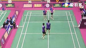德差波尔/沙西丽VS亚历山大/奥克塔维亚尼 2016印度羽毛球黄金赛 混双1/4决赛视频
