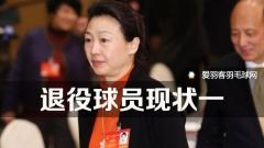 退役现状一:李玲蔚、肖杰转型最成功