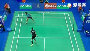 成池铉VS蓬迪 2016泰国大师赛 女单1/4决赛明仕亚洲官网