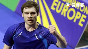 欧洲羽联大片 2016欧洲团体锦标赛宣传片