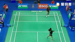 明触瓦VS盖伯瑞尔 2016泰国大师赛 女单1/16决赛视频