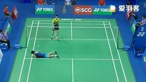 祖尔法里VS安德鲁 2016泰国大师赛 男单资格赛视频
