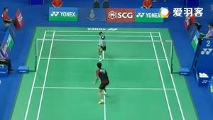 全奕陈VS农帕坤 2016泰国大师赛 男单资格赛视频