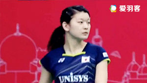 松友美佐纪/高桥礼华VS普缇塔/沙西丽 2016亚洲团体锦标赛 女双半决赛视频