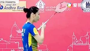 郑景银/申升瓒VS古塔/蓬纳帕 2016亚洲团体锦标赛 女单1/4决赛视频