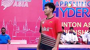 普拉塔玛/苏华迪VS乔普拉/迪瓦卡 2016亚洲团体锦标赛 男双半决赛视频