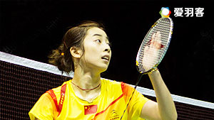 王适娴VS成池铉 2016亚洲团体锦标赛 女单半决赛明仕亚洲官网