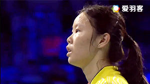 李雪芮VS奥原希望 2016德国公开赛 女单半决赛视频