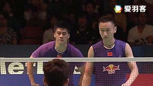 傅海峰/张楠VS高成炫/申白喆 2016全英公开赛 男双1/8决赛视频