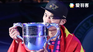 林丹VS田厚威 2016全英公开赛 男单决赛视频