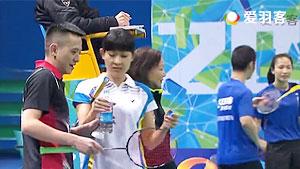 潘劍/楊文燕VS龍丹輝/廖怡 2016賀歲杯對抗賽 混雙小組賽視頻