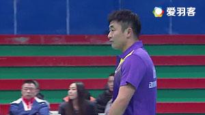 曾源捷VS張博遠 2016賀歲杯對抗賽 男單小組賽視頻