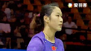 孙瑜VS三谷美菜津 2016瑞士公开赛 女单1/16决赛视频