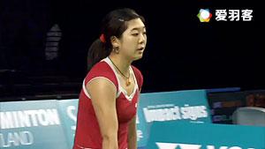 孙瑜VS荣博 2016瑞士公开赛 女单1/8决赛视频