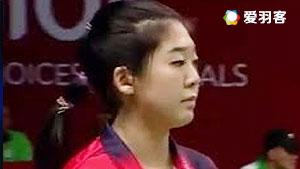 荣博VS陈晓欢 2016瑞士公开赛 女单1/16决赛视频