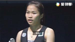 因达农VS科农 2016瑞士公开赛 女单1/16决赛明仕亚洲官网