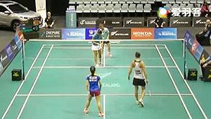 克罗蒂亚/梅林达VS凯莉/比列加斯 2016新西兰公开赛 女双1/16决赛视频