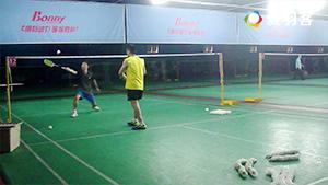 上网搓球练习