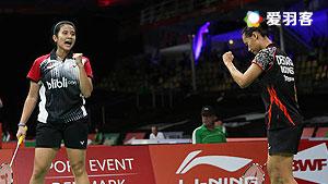 阿凡达/玛哈黛维VS科莫/拉丽塔 2016印度公开赛 女双1/16决赛视频