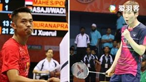 孙完虎VS林丹 2016印度公开赛 男单1/8决赛视频