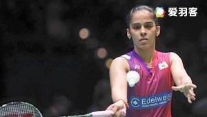 内维尔VS成池铉 2016印度公开赛 女单1/4决赛明仕亚洲官网