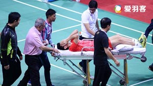 桃田贤斗VS薛松 2016印度公开赛 男单半决赛视频