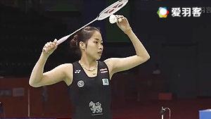 因达农VS裴延姝 2016印度公开赛 女单半决赛视频