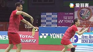 鲁恺/黄雅琼VS维迪安托/蒂莉 2016印度公开赛 混双决赛视频