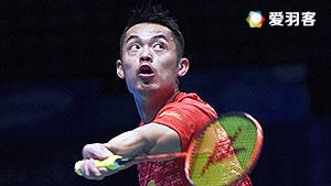 林丹VS张育汉 2016马来公开赛 男单1/16决赛视频